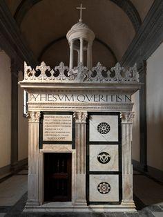 Rucellai Chapel and Alberti's Tempietto del Santo Sepolcro now open to the public