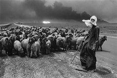 Kuwait by Sebastião Salgado