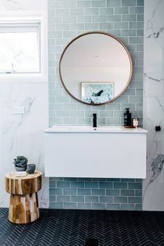 Bathroom inspiration - Three Birds Renovations