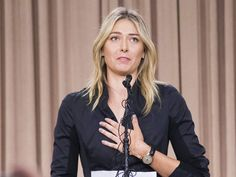 Sharapova verdict expected today