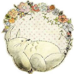 <3 Isnt it Cute !!  ☺Like and Share this with your friends !  Follow us if you are Totoro fan !  see more in www.totoroshop.co    #totoro #ghibli #cute #love #life #anime #toys #gift #japan #fans #freeshipping #myneighbortotoro #girls #friends #korea #bestfriends #childhood #memories #bestmemories