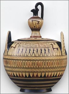 Class notes: Greek pottery painting - University of South Florida. Classical er,480-323 BC