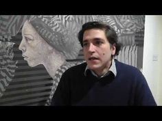 Tarik Berber | Interview with Edward Lucie-Smith - YouTube