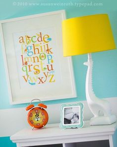 perfect for his room