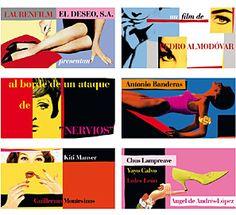 credits de Mujeres al borde de un ataque de nervios. Juan Gatti.