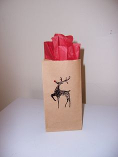 Holiday Craft Bags