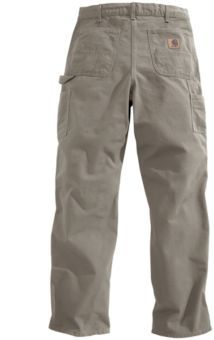 Carhartt® Washed Duck Work Pants for Men   Bass Pro Shops
