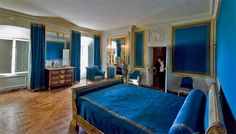 This is Versailles: Petit Trianon: Bedroom of Marie-Louise