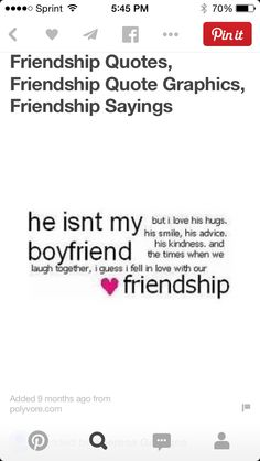 This is so true for all those guy friends out there