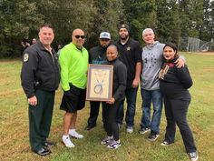 Detention Officer Tara Tisdale was recognized as a Community Hero by Novant Health at an event held at Albemarle Road Recreation Center. Sheriff Office, Hold On, Hero, Community, Health, Salud, Heroes, Health Care, Naruto Sad