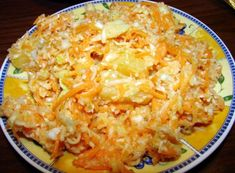 try this coleslaw with my recipe #96054  a nice refreshing slaw. Also try with roast of brisket or bbq. or jerk chicken.