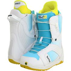 Burton – The best snow-action boots you can get! #ski #snowboard #burton