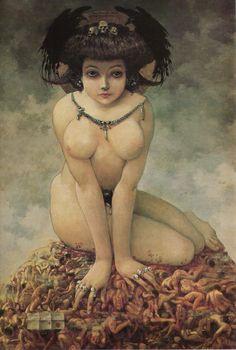 Mossa, peintre symboliste niçois