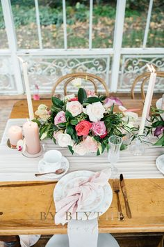 Gold, pinks and bubbly too, this tea time soiree is positively lovely. Glass Conservatory, Tea Party Bridal Shower, Tea Time, Champagne, Bubbles, Table Decorations, Spring, Pretty, Gold