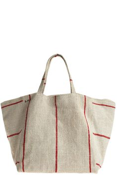 Maillot de bain : LES HABITS NEUFS Market Tote and other apparel, accessories and trends. Browse and shop 18 related looks. My Bags, Purses And Bags, Sacs Tote Bags, Sacs Design, Linen Bag, Fabric Bags, Canvas Fabric, Market Bag, Cotton Bag