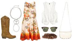 festival outfit – coachella hippie look