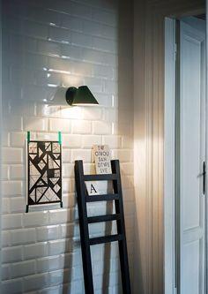 Direct-indirect light wall lamp BILLY WL by J.T. Kalmar design J.T.Kalmar Design Team, Re-edited by Nicolo Taliani & Garth Roberts