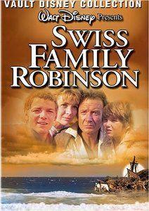 Amazon.com: Swiss Family Robinson (Vault Disney Collection): John Mills, Dorothy McGuire, James MacArthur, Janet Munro, Sessue Hayakawa, Tom...