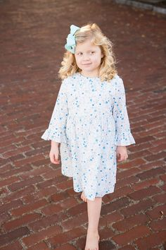Beautiful dresses for spring and summer!  Crescent Moon Children