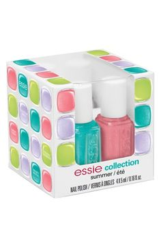 Essie summer collection mini set - great deal for $17