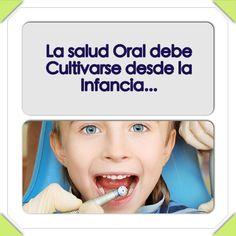 Acostumbre a sus hijos a visitar al Odontologo , y así ellos lo verán como algo rutinario y necesario en sus vidas