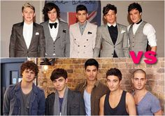 One Direction talks about recording and hanging out with The Wanted | andPOP.com