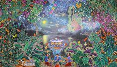 Pablo Amaringo: ayahuasca, alucinações e arte - MISTURA URBANA
