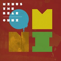 Minus the bear album cover- just started listening to this band and already in love!