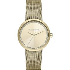 A/X Armani Exchange Street Womens Stainless Steel Watch