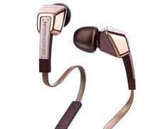 Gratitude In-Ear Headphones in rose gold, by Monster and Earth, Wind & Fire