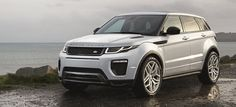 Range Rover Evoque 2016 (Dr Gregory Jefferson)