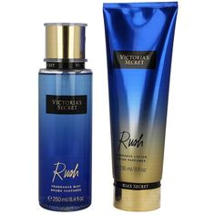 Victoria'S Secret Victoria'S Secret Rush 250Ml Fragrance Mist &Amp;... ($46) ❤ liked on Polyvore featuring beauty products and gift sets & kits