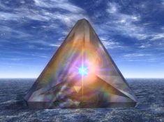 La pirámide de poder del arcángel Miguel – Puente de Luz