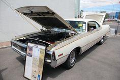 Vintage 1970 @Chrysler 300 Hurst #LasVegas