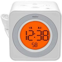 Radiodespertador Proline CR95PC blanco  $19.99