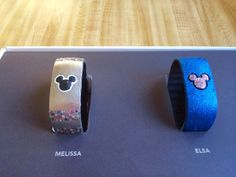 Has anyone decorated their Magic Bands? Please show us the pictures! - Page 13 - The DIS Discussion Forums - DISboards.com