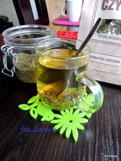 Moje Małe Czarowanie: Czystek na zdrowie - dobroczynna herbatka
