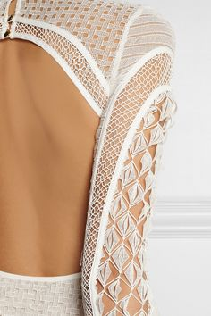 Zimmermann | Good Love crocheted lace maxi dress | NET-A-PORTER.COM
