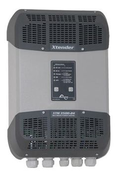 Inverters turn DC (Direct current) power into AC (alternate current) power, the type of current that powers everyday appliances.  solar battery inverter --    How to Use 12 Volt Portable Solar Powered Battery Chargers