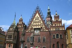 Wrocław Town Hall, amazing in person