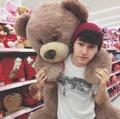 big teddy bear valentines day tumblr - Google Search