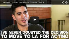 I've Never Doubted The Decision To Move To LA For Acting by Michael Galante of Kevin Eugene Davis' MAN IN A BOX via http://Filmcourage.com. More video interviews at https://www.youtube.com/user/filmcourage #acting #filmandtelevision #film #actingadvice #entertainmentindustry #film #screenwriting #screenwritingtips