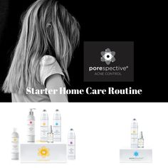 Starter Routine for Acne