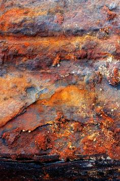 Rust by Bill Mangold #abstractphotography #photography