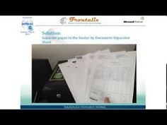 How to convert any scanned document into Word & Text ? - YouTube