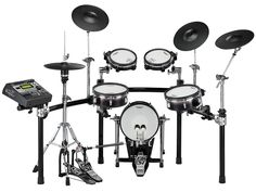 Roland TD-12KX electric drum kit to play