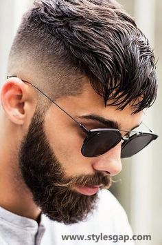 Men Best Hairstyles Latest Trends of Hair Styling & Haircuts 2016-2017 | StylesGap.com