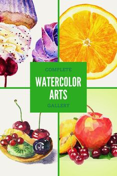 Beautiful Watercolor Art Sample For Your Inspirations