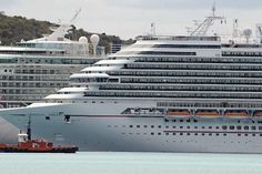 Carnival cruises cancelled. Ship out of service until June. - CSMonitor.com