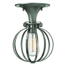 View the Hinkley Lighting 3115 1 Light 8 Width Semi-Flush Ceiling Fixture from the Congress Collection at LightingDirect.com.